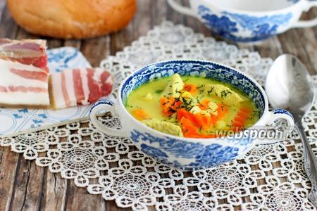 Суп с карри по-польски