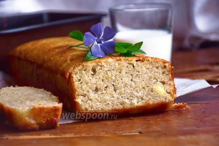 Банановый хлеб (Banana bread)