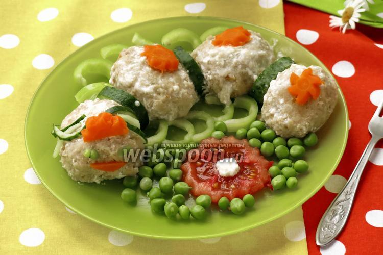 Рецепт Тефтели для детей