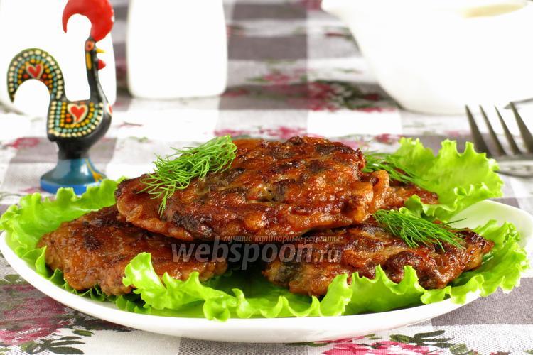 Рецепт Котлеты из куриных сердечек