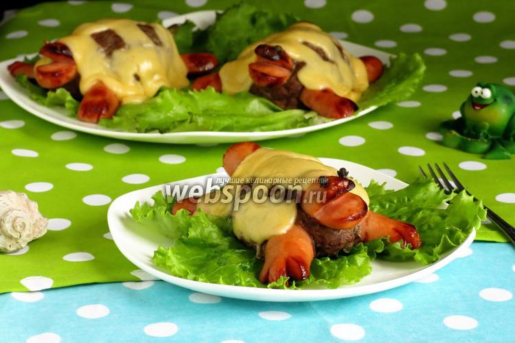 Фото Котлеты для детей из говядины