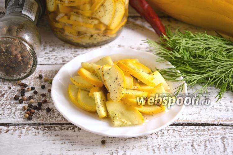 Рецепт Салат из цукини на зиму