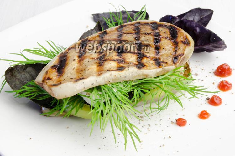 Рецепт Сэндвич из баклажанов