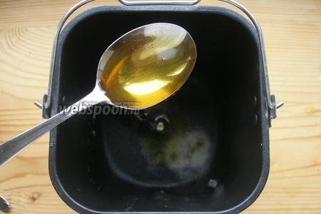 Добавляем мёд.