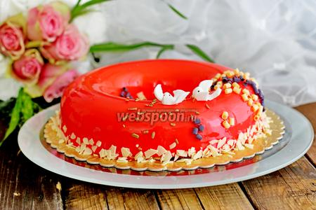 Торт «Свадебный»