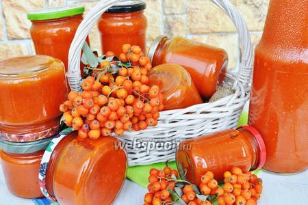 Овощной соус для BBQ на зиму