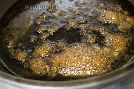 Нагревайте примерно 1 минуту (соус должен слегка загустеть). Соус готов.