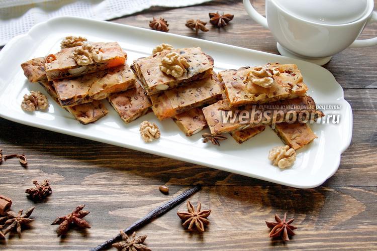 Рецепт Пирог с сухофруктами без сахара