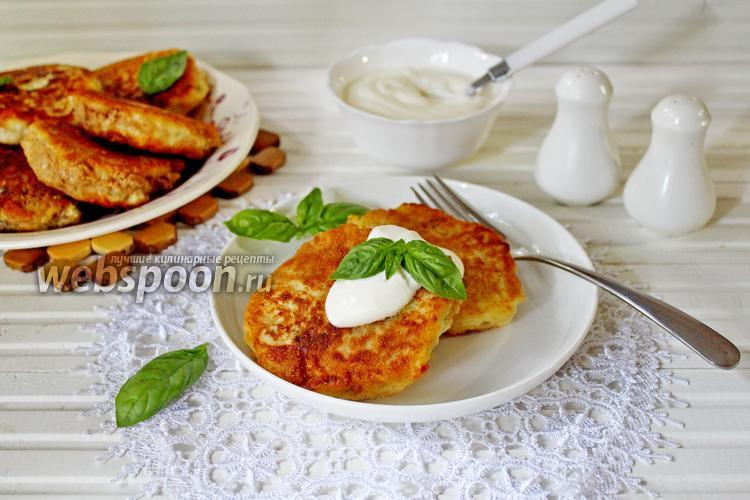 Рецепт Картофельные зразы со шпротами