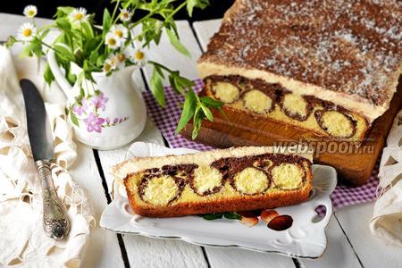 Торт «Утренняя роса»