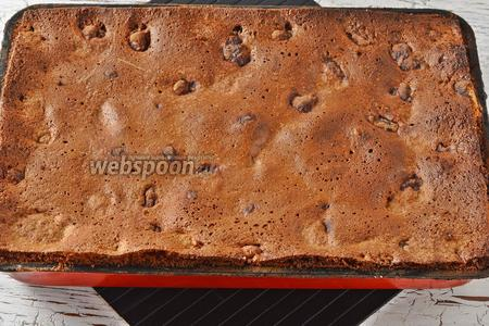 Готовить в предварительно разогретой до 180°С духовке приблизительно 25-30 минут (до сухой лучинки).