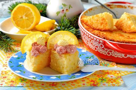 Лимонный манник