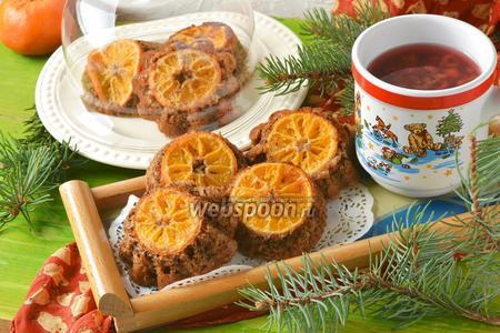 Мандариново-ореховый муалё