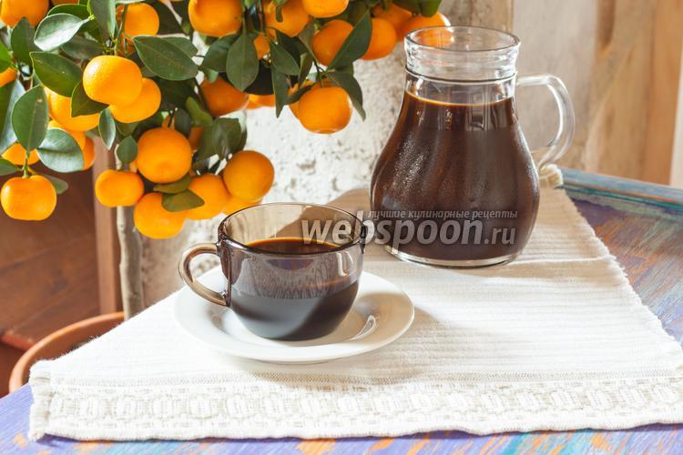 Фото Ледяной кофе