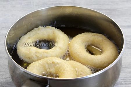 Поддерживать постоянное кипение, после охлаждения масло повторно не нагревать и не использовать.