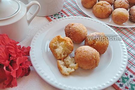 Пончики в мультиварке