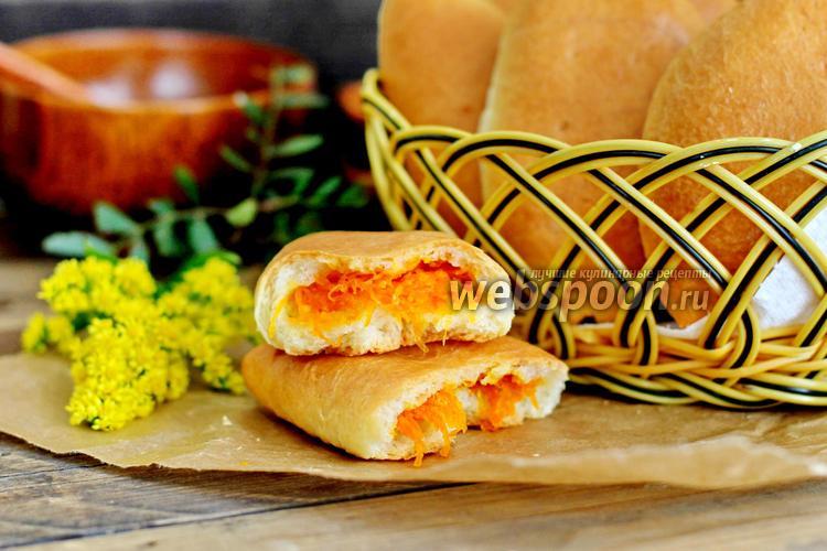 Фото Пирожки с морковкой