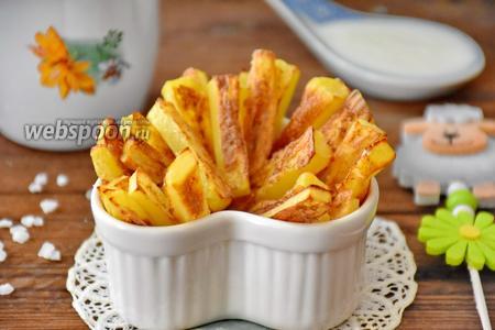 Картофель фри для детей
