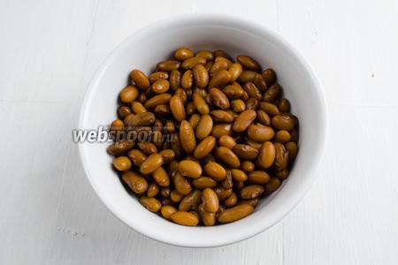 Фасоль (300 г) приготовить согласно совету — как варить фасоль.