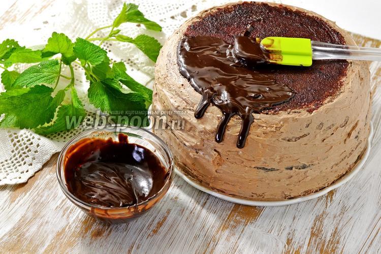 Фото Глазурь из шоколада