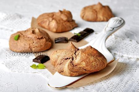 Шоколадное безе