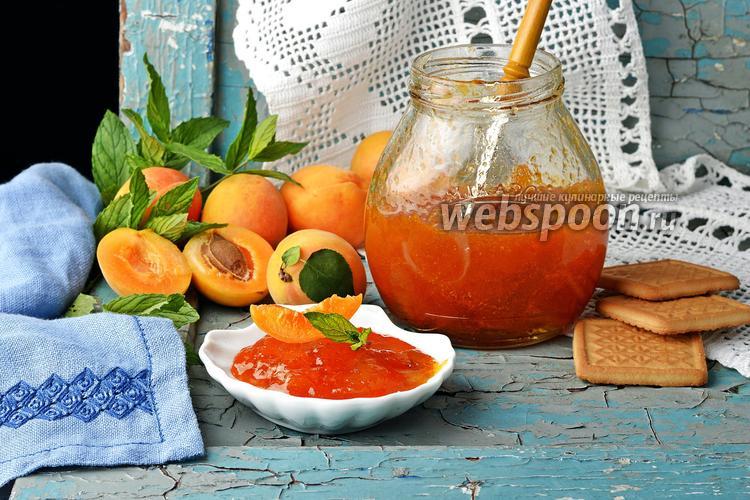 Фото Варенье из абрикосов в мультиварке