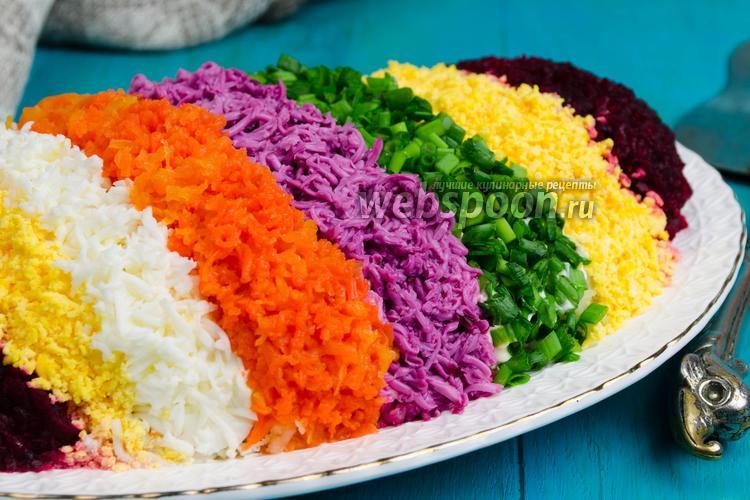 Вкусные салаты на день рождения с и рецептами