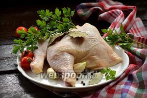 Фото совета Как варить куриные окорочка