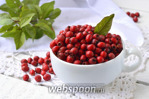 можно ли замораживать ягоды боярышника