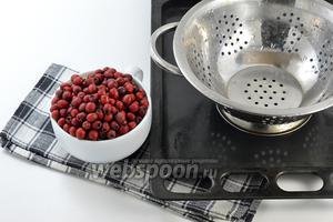 как засушить боярышник на зиму в духовке