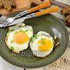 Фото совета Как жарить яйца
