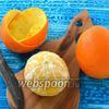 Фото совета Как почистить апельсин