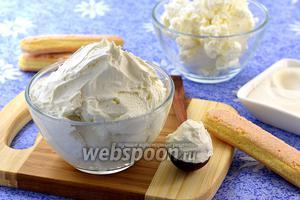 Чем заменить сыр маскарпоне