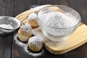 Фото совета Как сделать сахарную пудру
