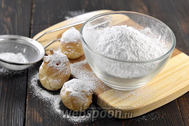 Фото Как сделать сахарную пудру