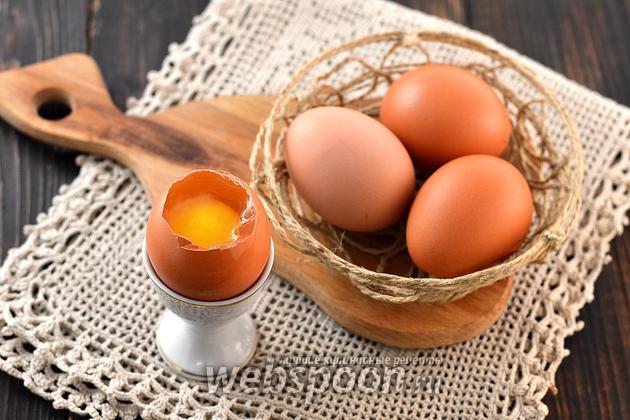 Фото Чем заменить яйцо