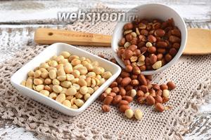 Фото совета Как жарить арахис