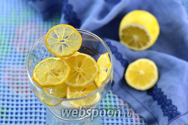 Фото Как сушить лимоны