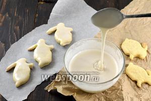 Фото совета Как приготовить сахарную глазурь