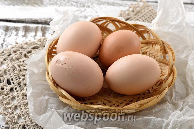 Фото Как варить треснувшее яйцо