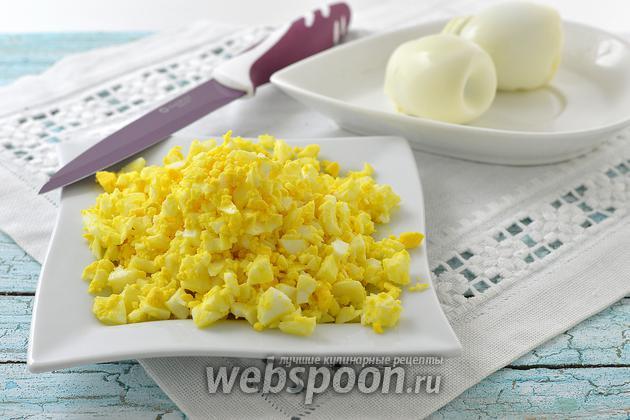 Фото Как измельчить варёные яйца за несколько секунд