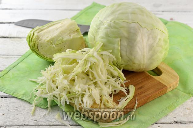 Фото Как варить капусту