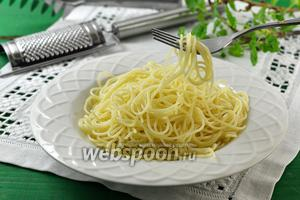 Фото совета Как варить спагетти