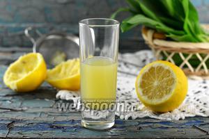 Фото совета Как выжать максимальное количество сока из лимона