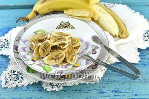 Фото совета Как сушить бананы