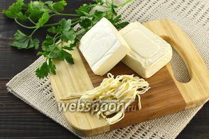 Фото совета Как натереть плавленый сыр