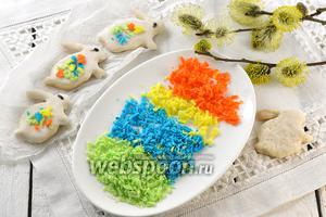 Фото совета Как изготовить цветную посыпку