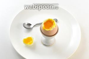 Яйца в мешочке пошаговое 62