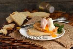 Фото совета Как варить яйцо пашот