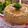 Как собрать торт не перекладывая его с одной тарелки на другую
